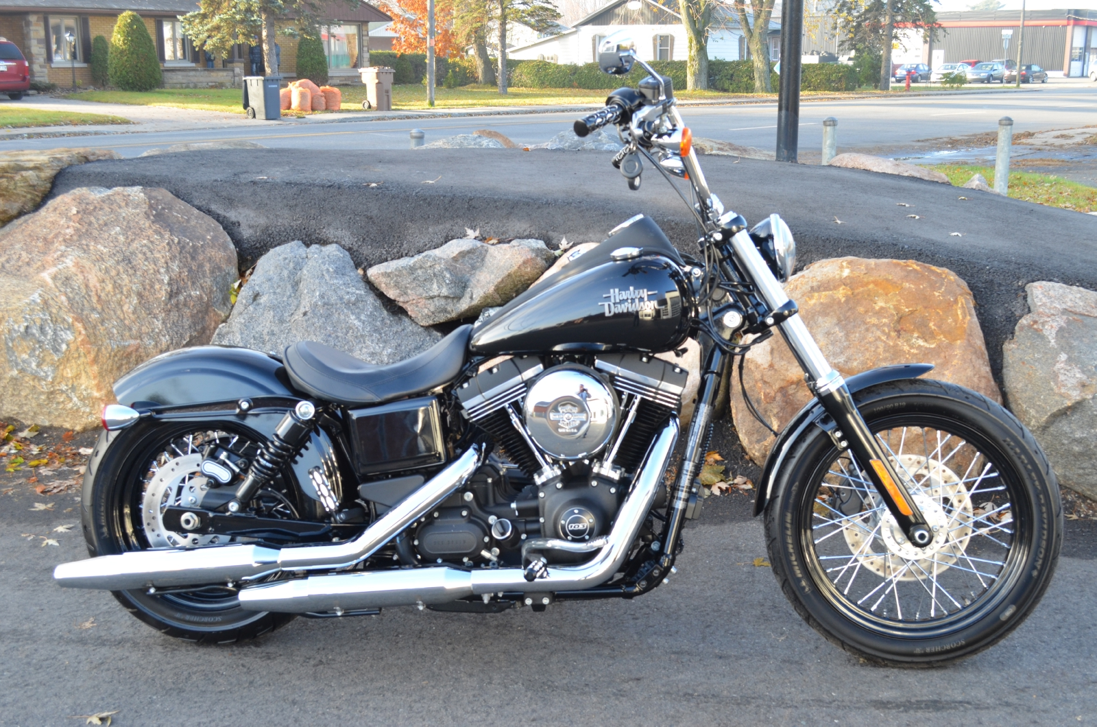 2014 harley davidson fxdb dyna street bob pics specs and information. Black Bedroom Furniture Sets. Home Design Ideas