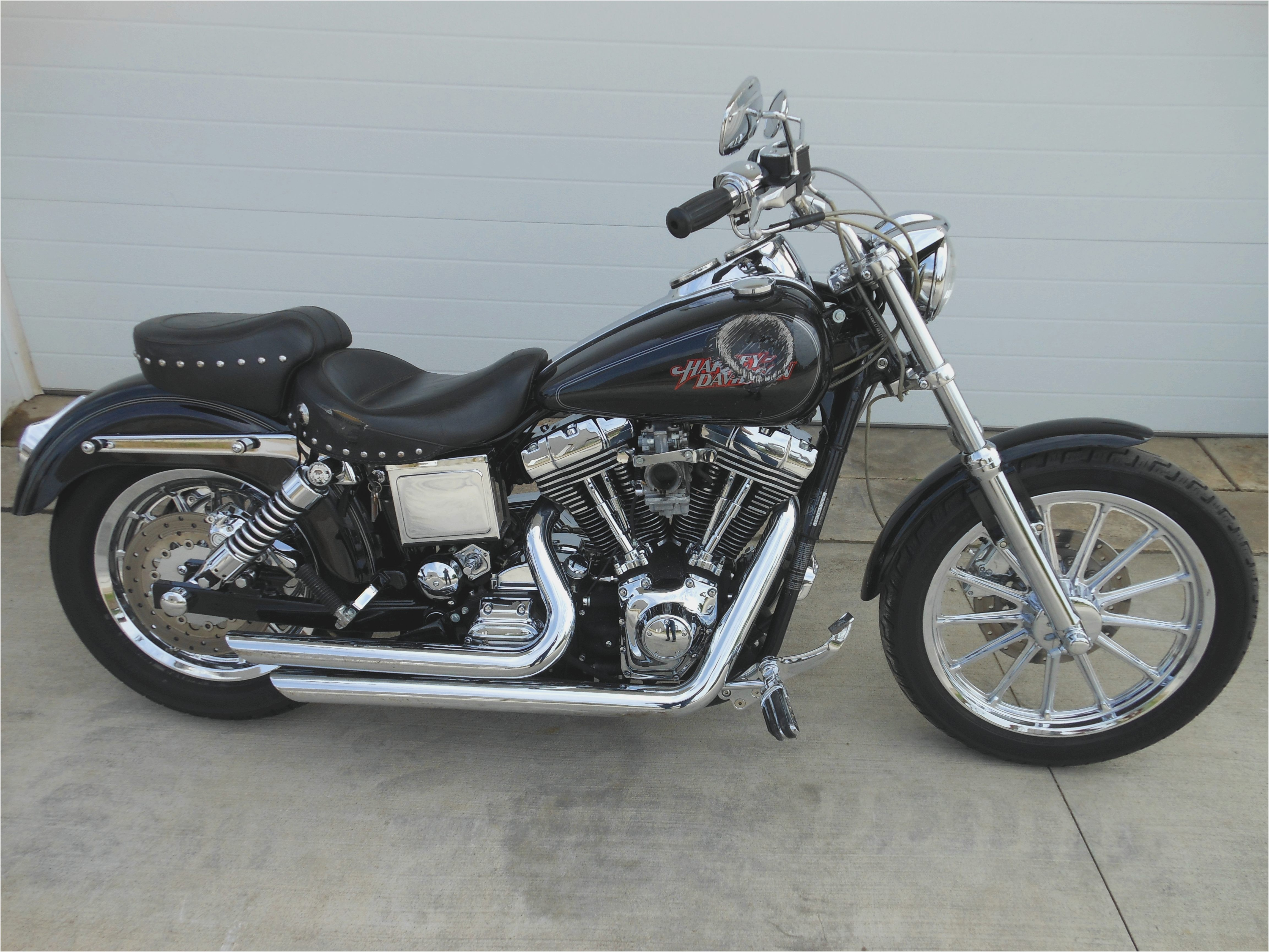 Harley-Davidson FXRS-SP Low Rider Sport 1988 pics #29097