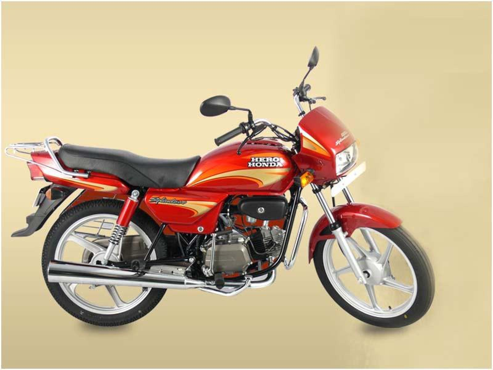 Hero Honda Splendor images #95897