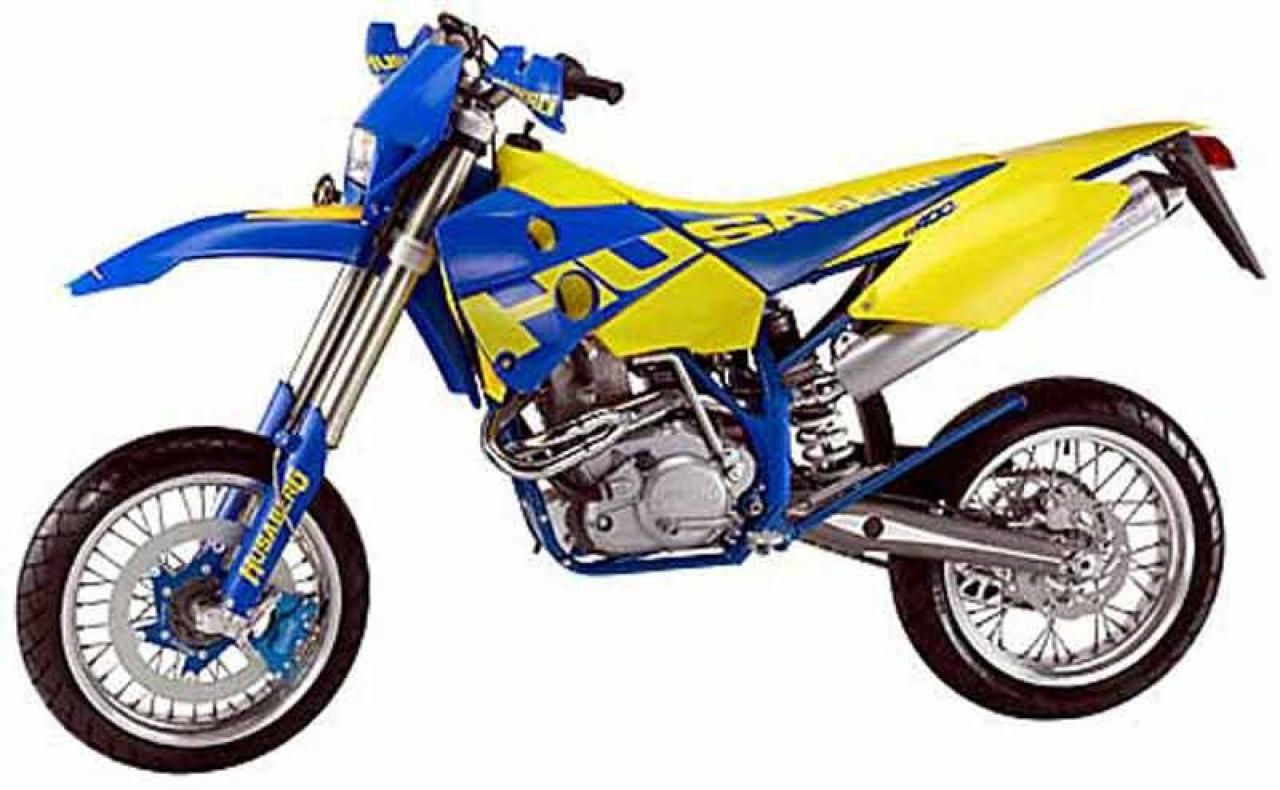 Husaberg FS 400 C 2002 wallpapers #137796