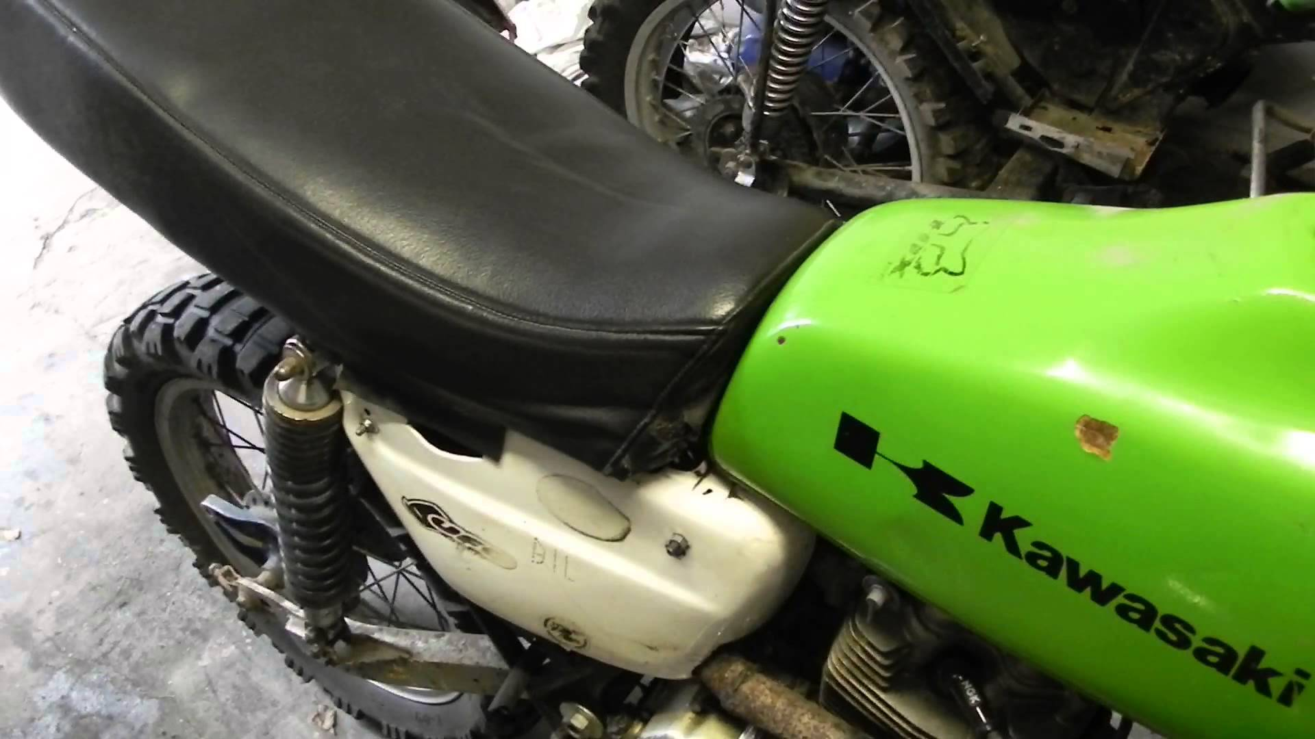 Kawasaki KE 175 wallpapers #134923