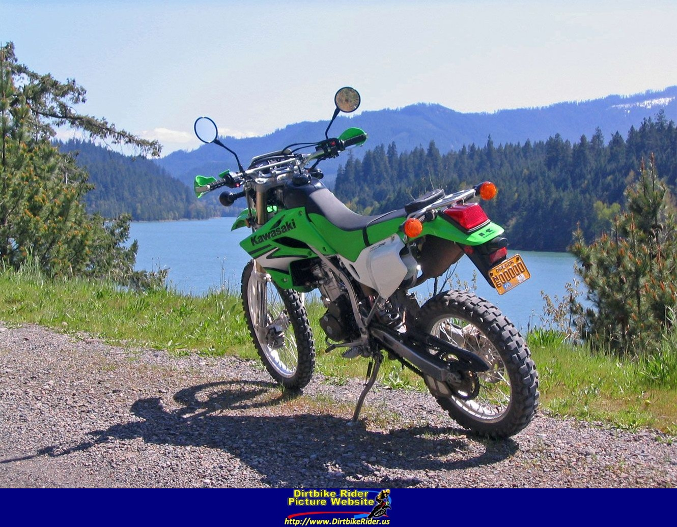 Kawasaki KLX 250 S 2007 wallpapers #142459