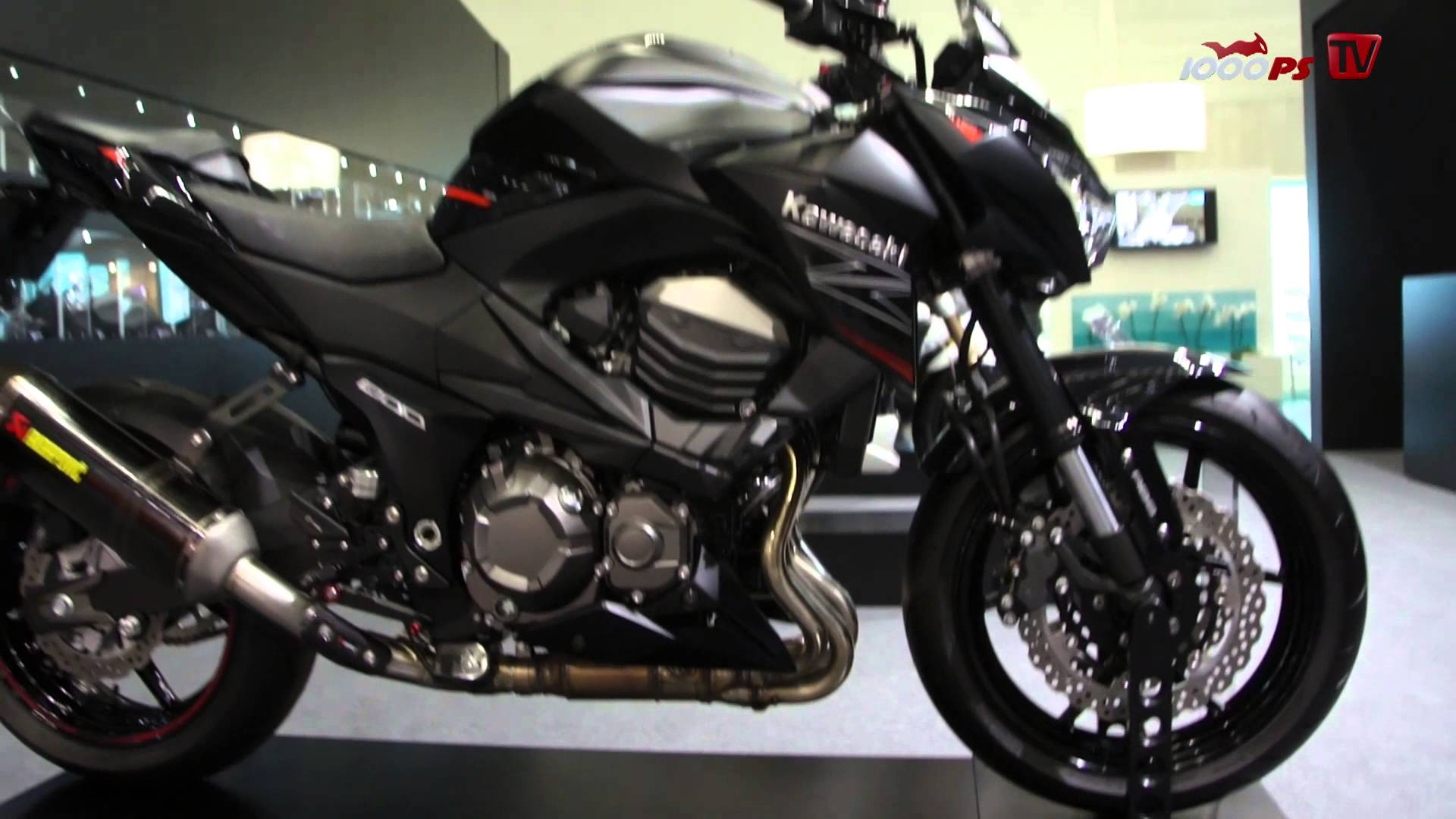 Kawasaki Z800 e version pics #35345