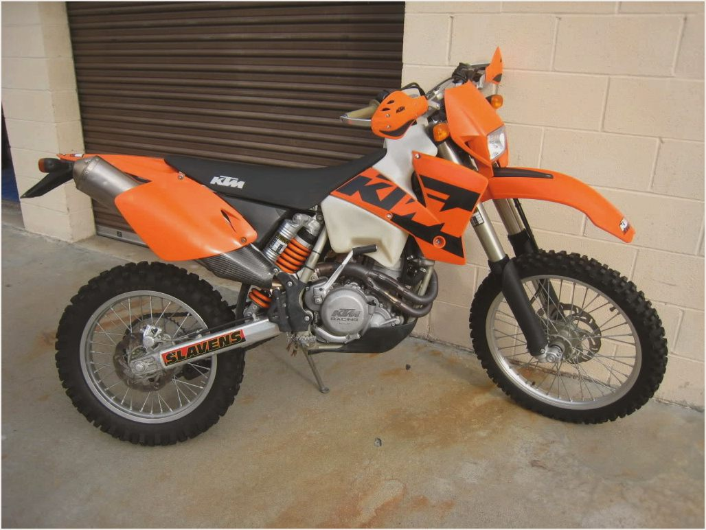 KTM 525 MXC Desert Racing: pics, specs and list of seriess ...