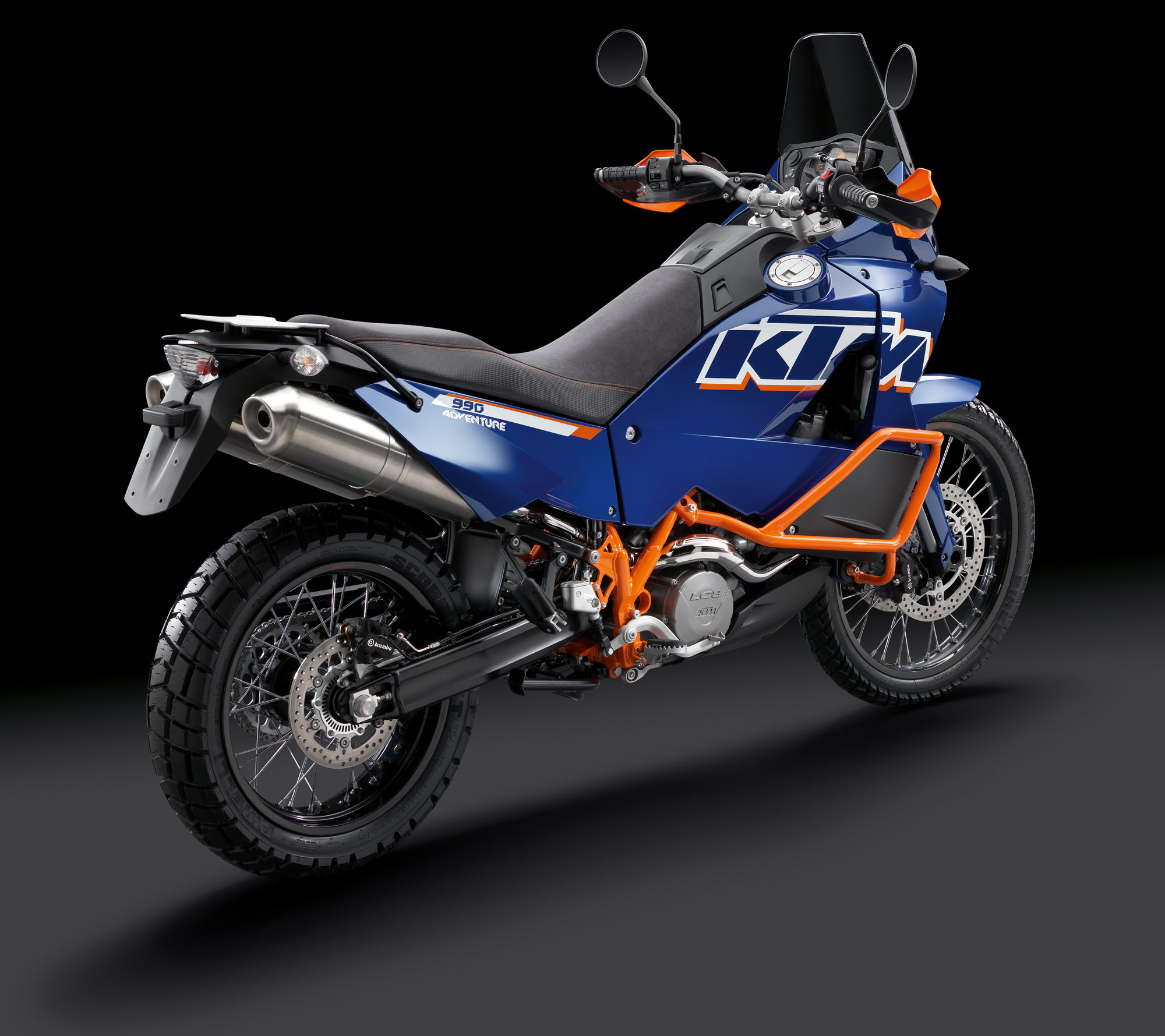 KTM 990 Adventure 2013 wallpapers #160410