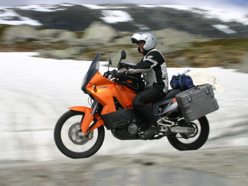 KTM 990 Adventure S 2006 wallpapers #135021