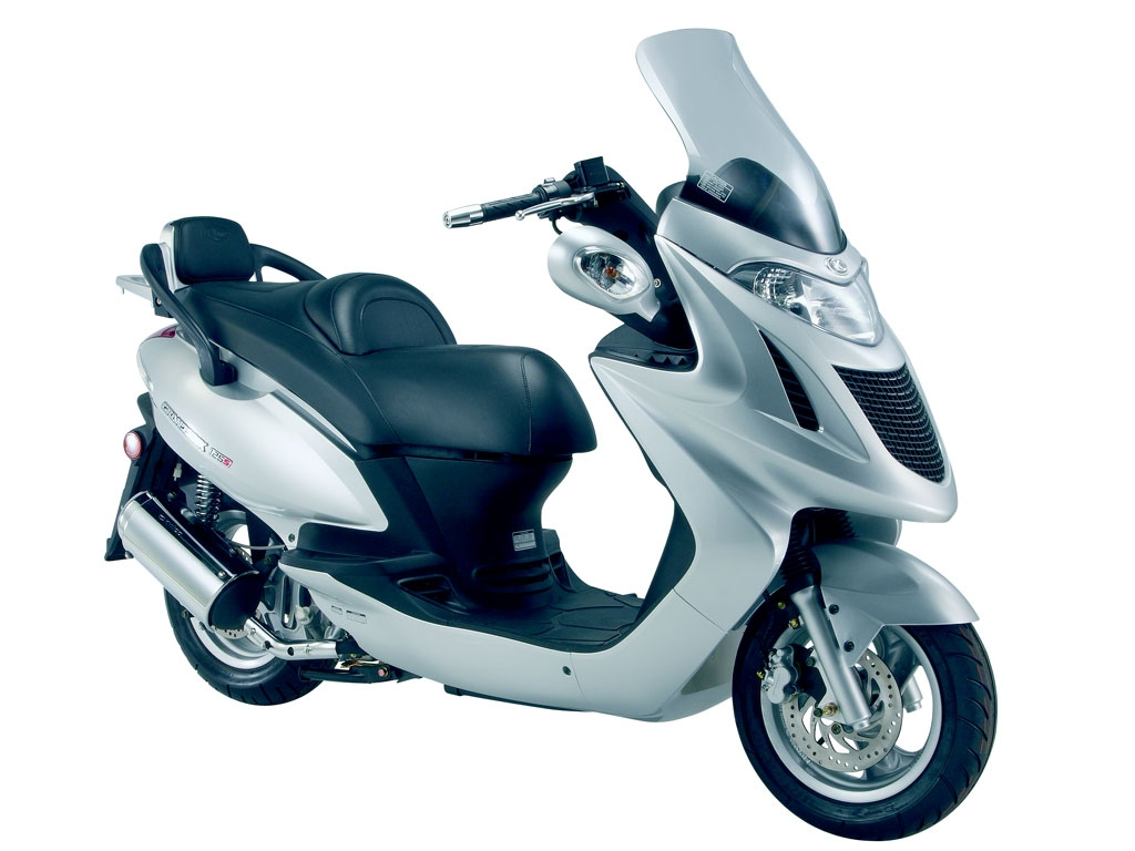 Kymco Heroism 150 2002 wallpapers #139189