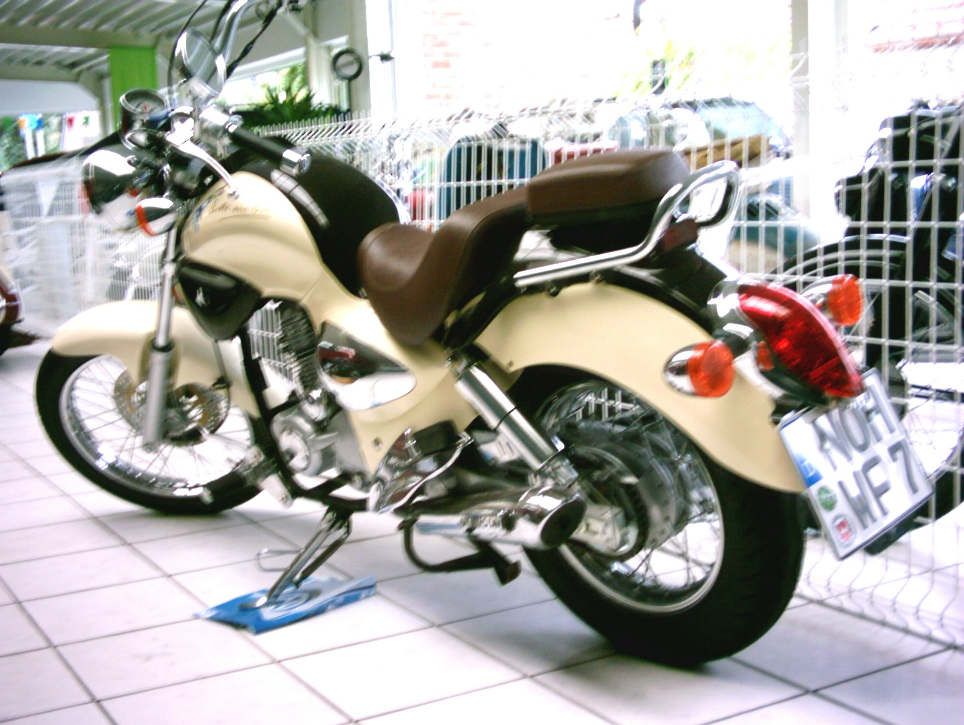 Kymco Hipster 125 2004 images #101551