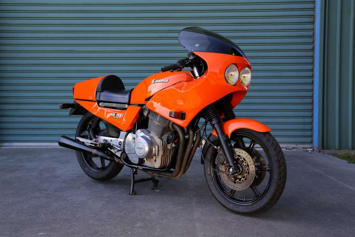 Laverda 500 RS wallpapers #139288