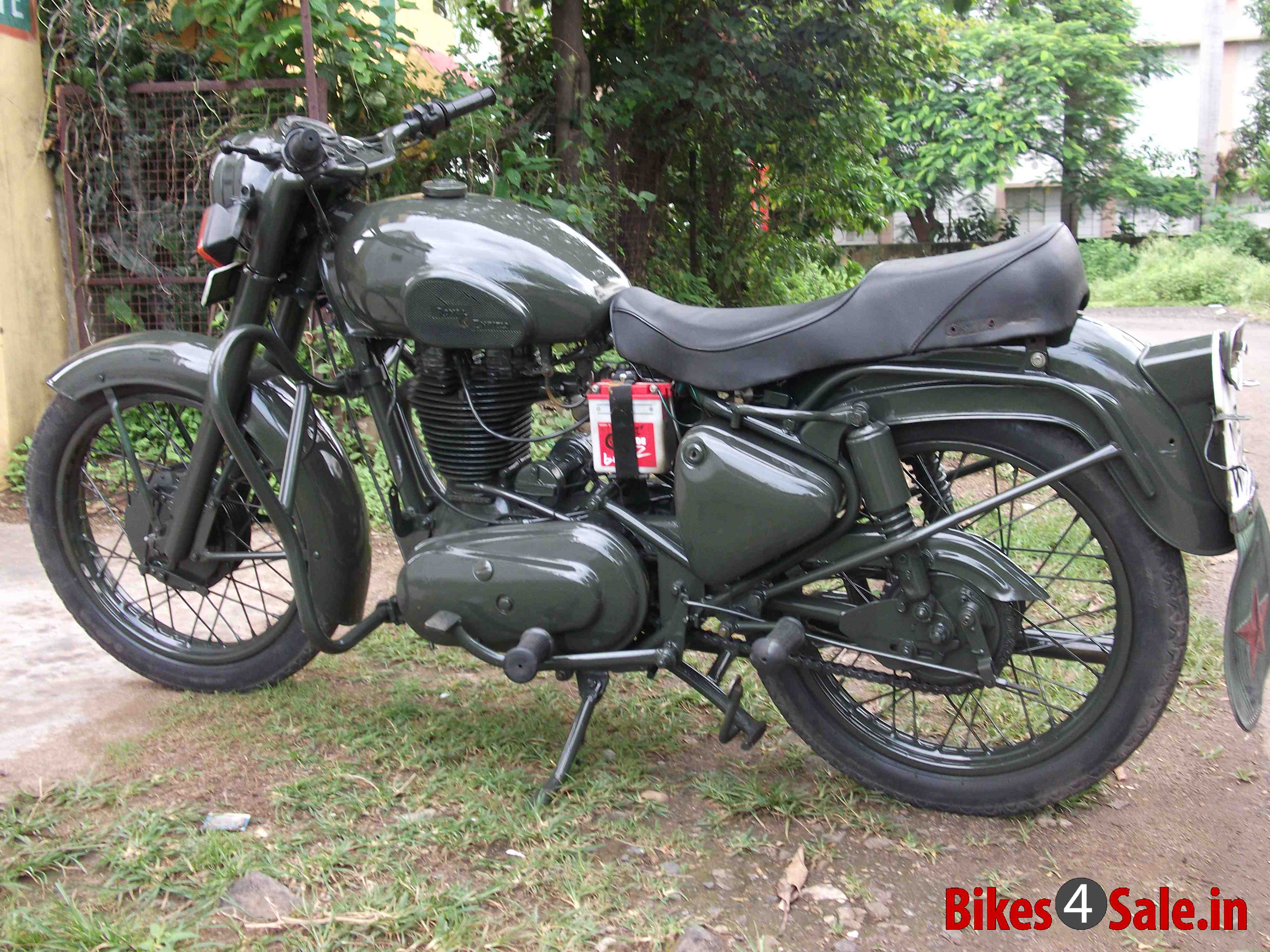 Royal Enfield Bullet 350 Army images #122855