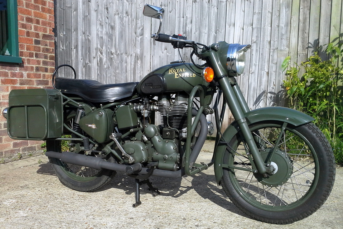 Royal Enfield Bullet 500 Army images #123603