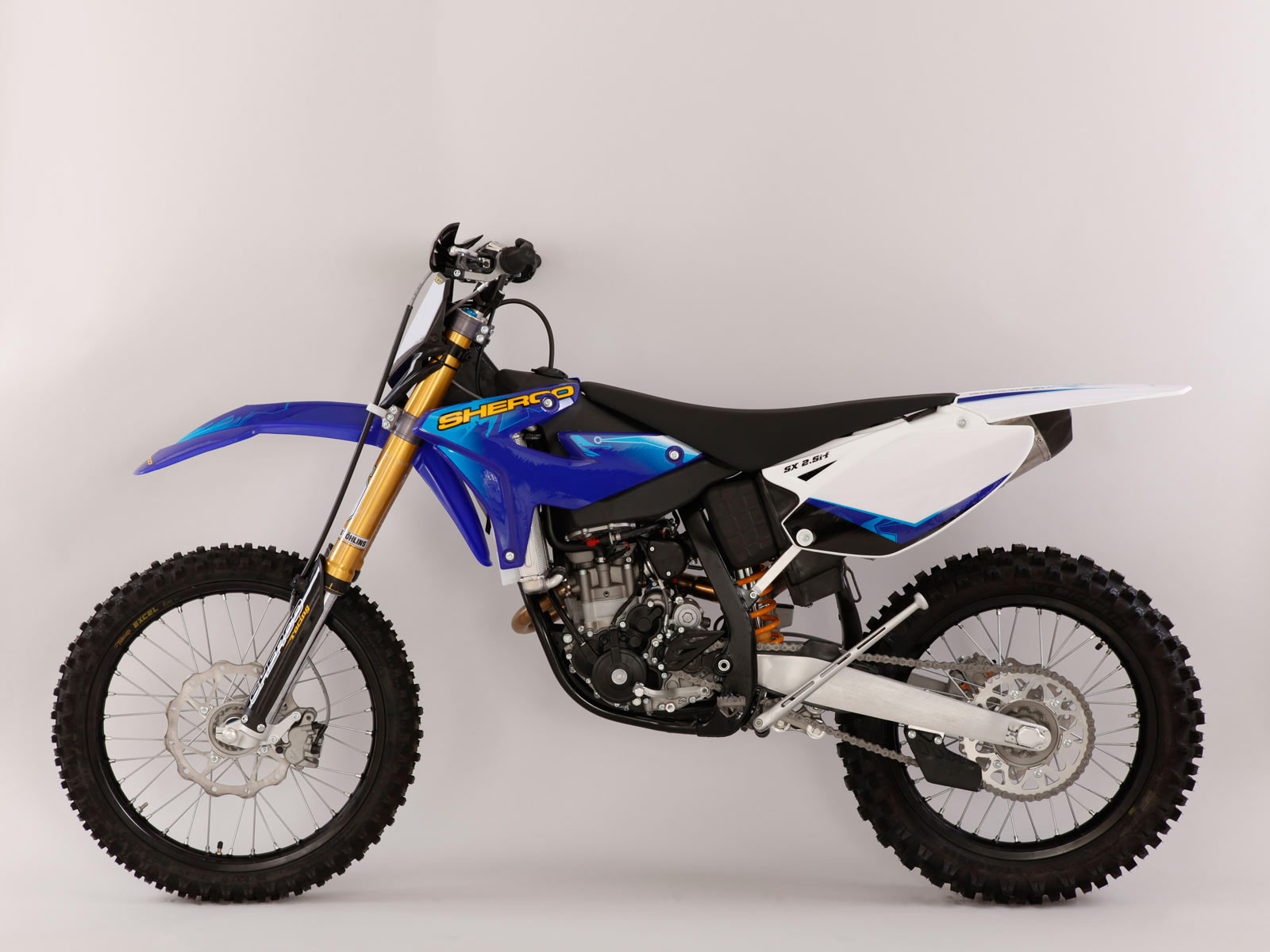 Sherco 125 Enduro Shark Replica images #124642