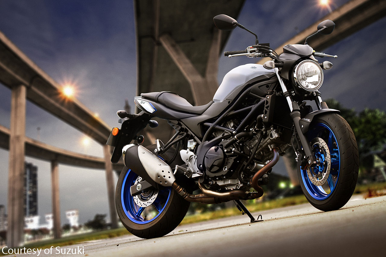 Suzuki SV 1000 ABS 2007 wallpapers #160609