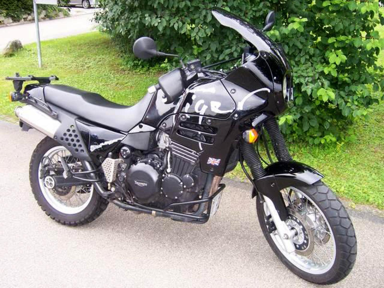 Triumph Tiger 900 1999 wallpapers #159911