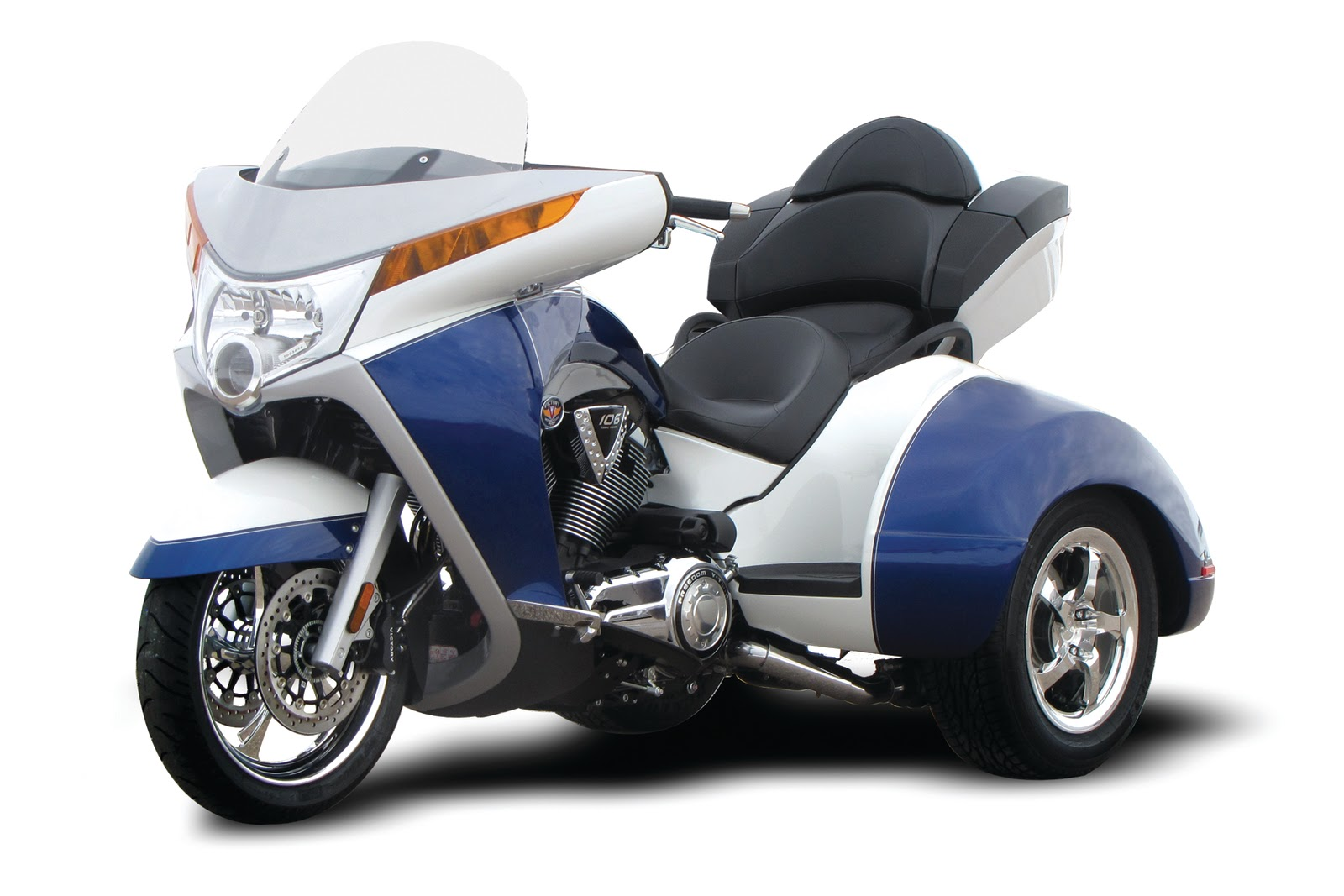 Victory Vision Trike 2011 wallpapers #130163