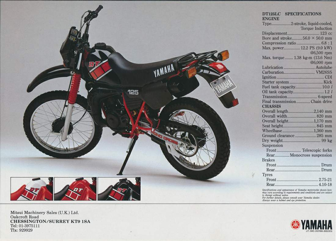 Yamaha Motorcycle Oil Specifications