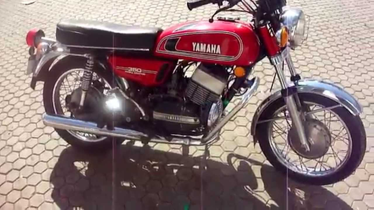 Yamaha RD 50 1974 wallpapers #135519