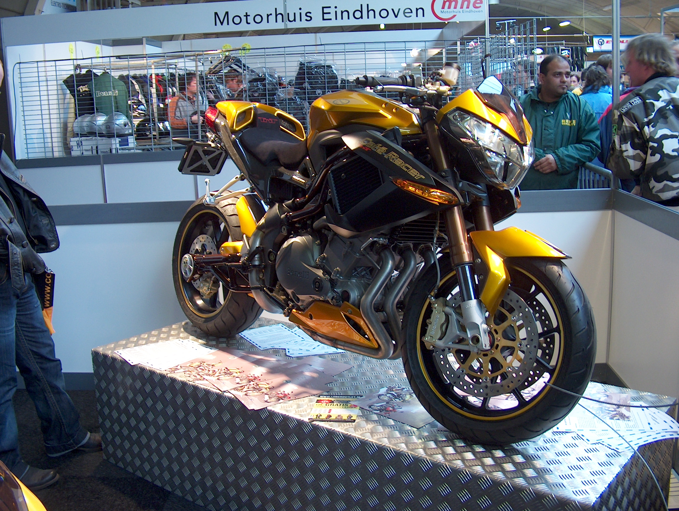 Benelli TnT Cafe Racer 2008 pics #1501