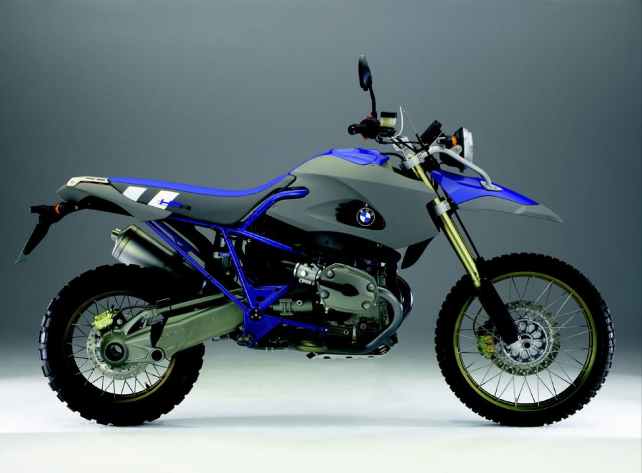 BMW HP2 Enduro images #7465