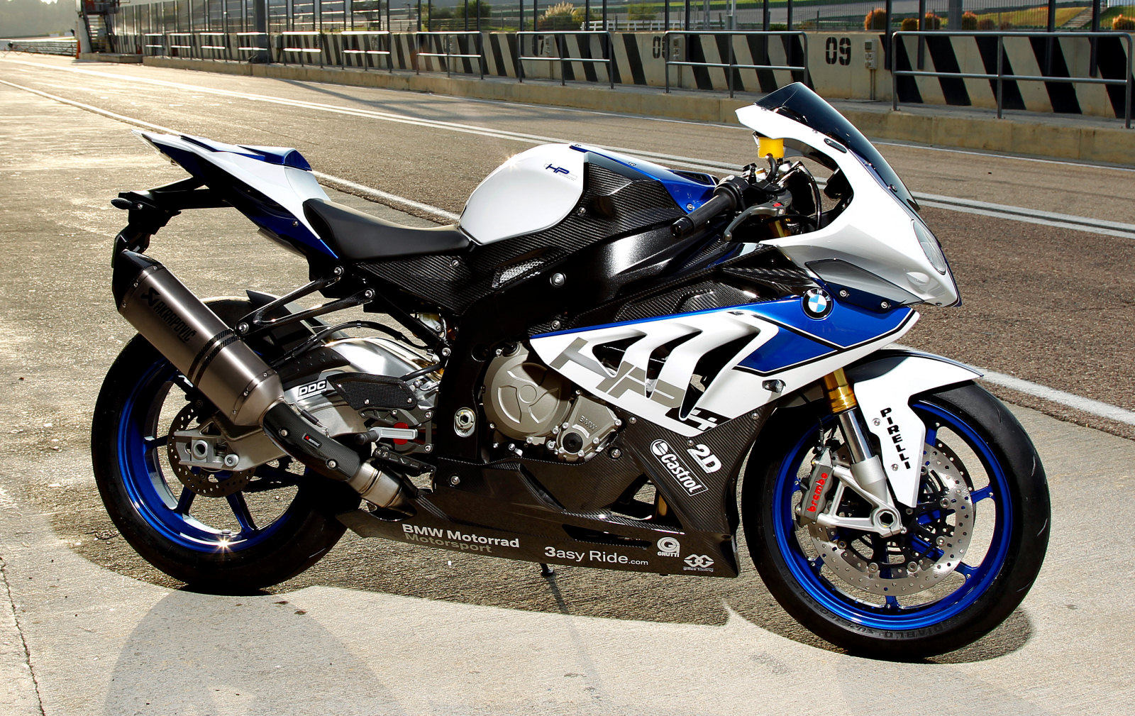 BMW HP4 images #9437