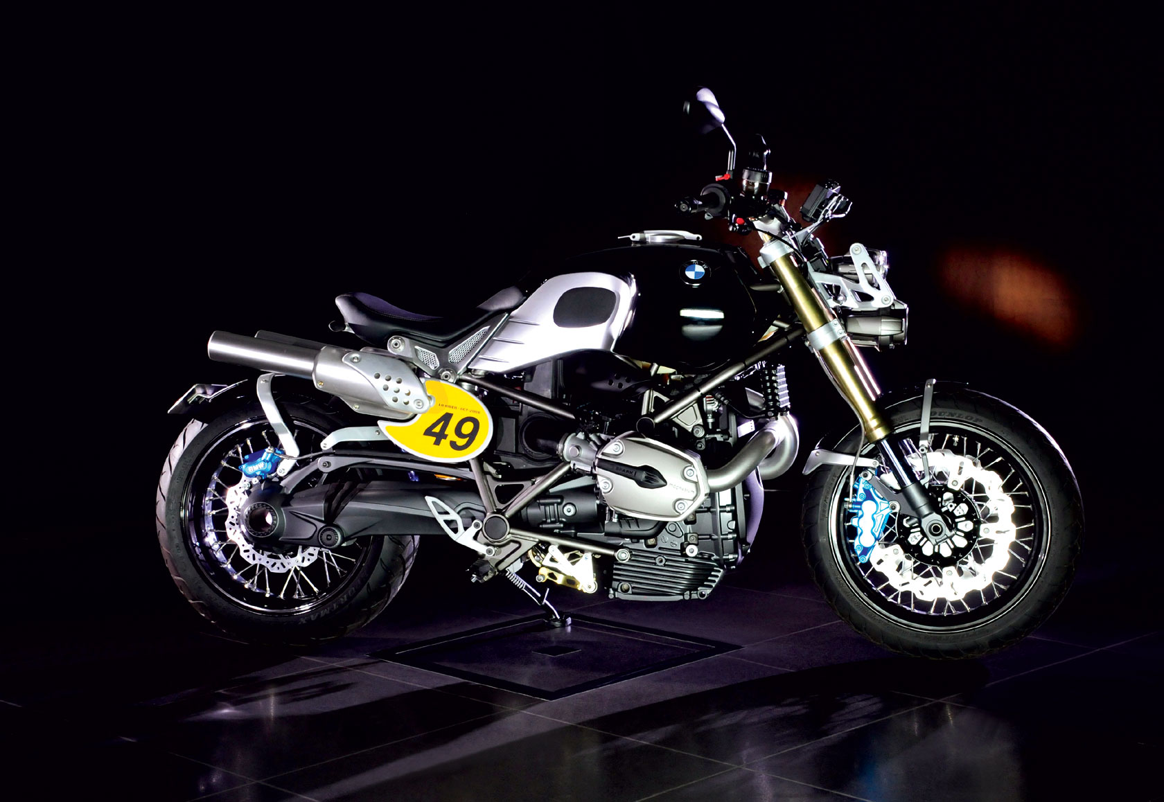 BMW Lo Rider Concept images #8447