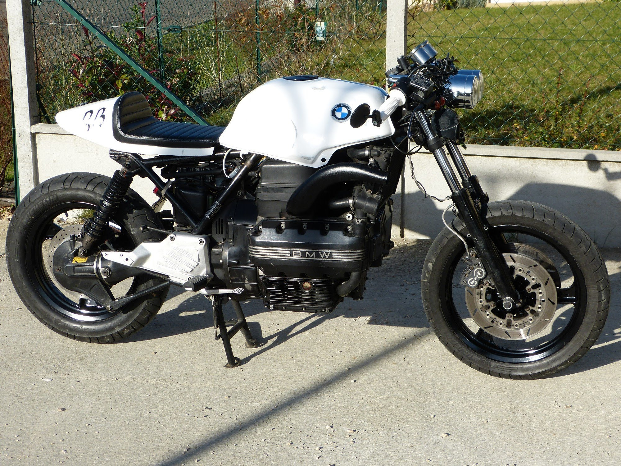 BMW R1100RS 1992 images #5282