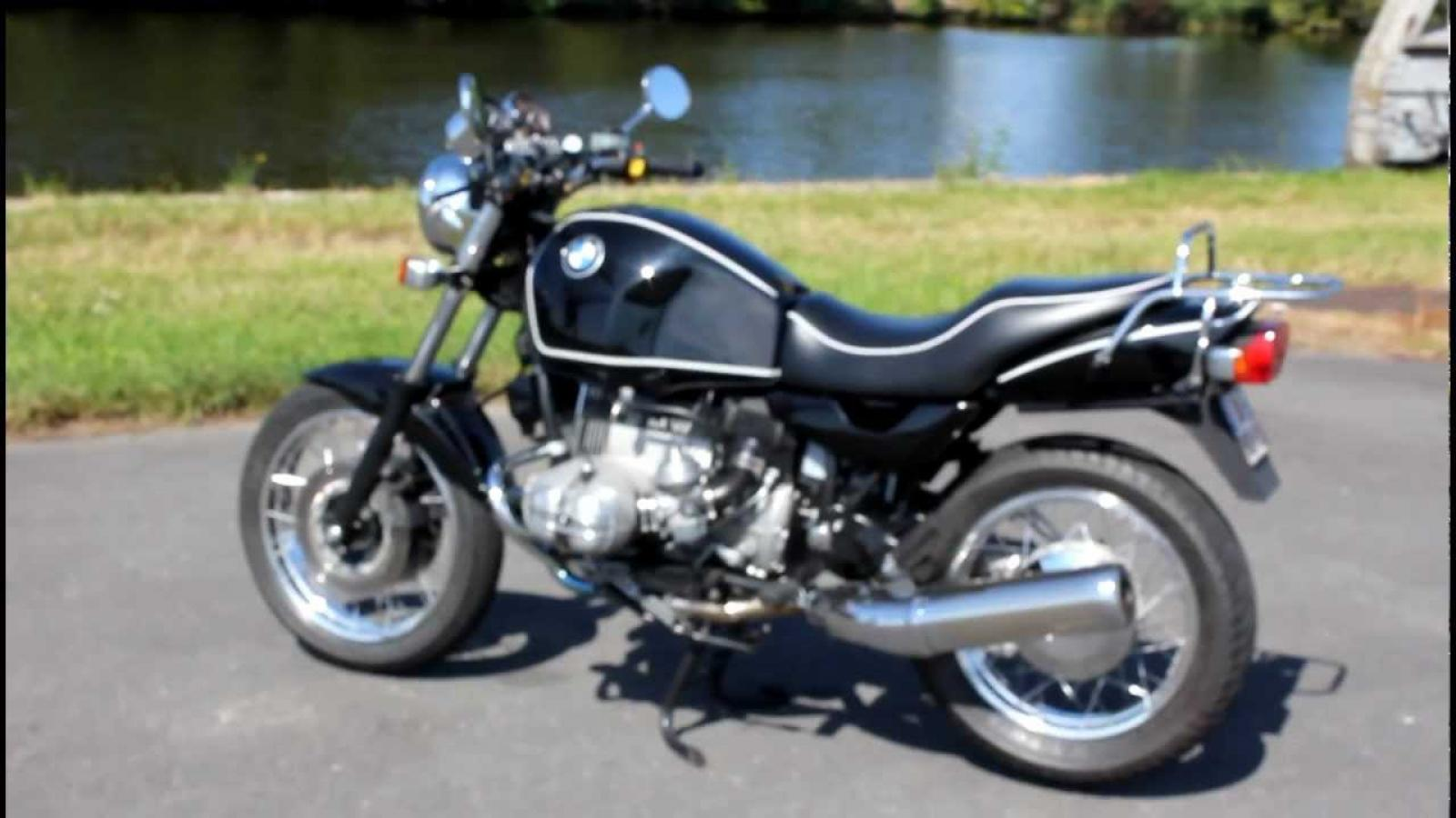 BMW R80GS 1996 images #154853