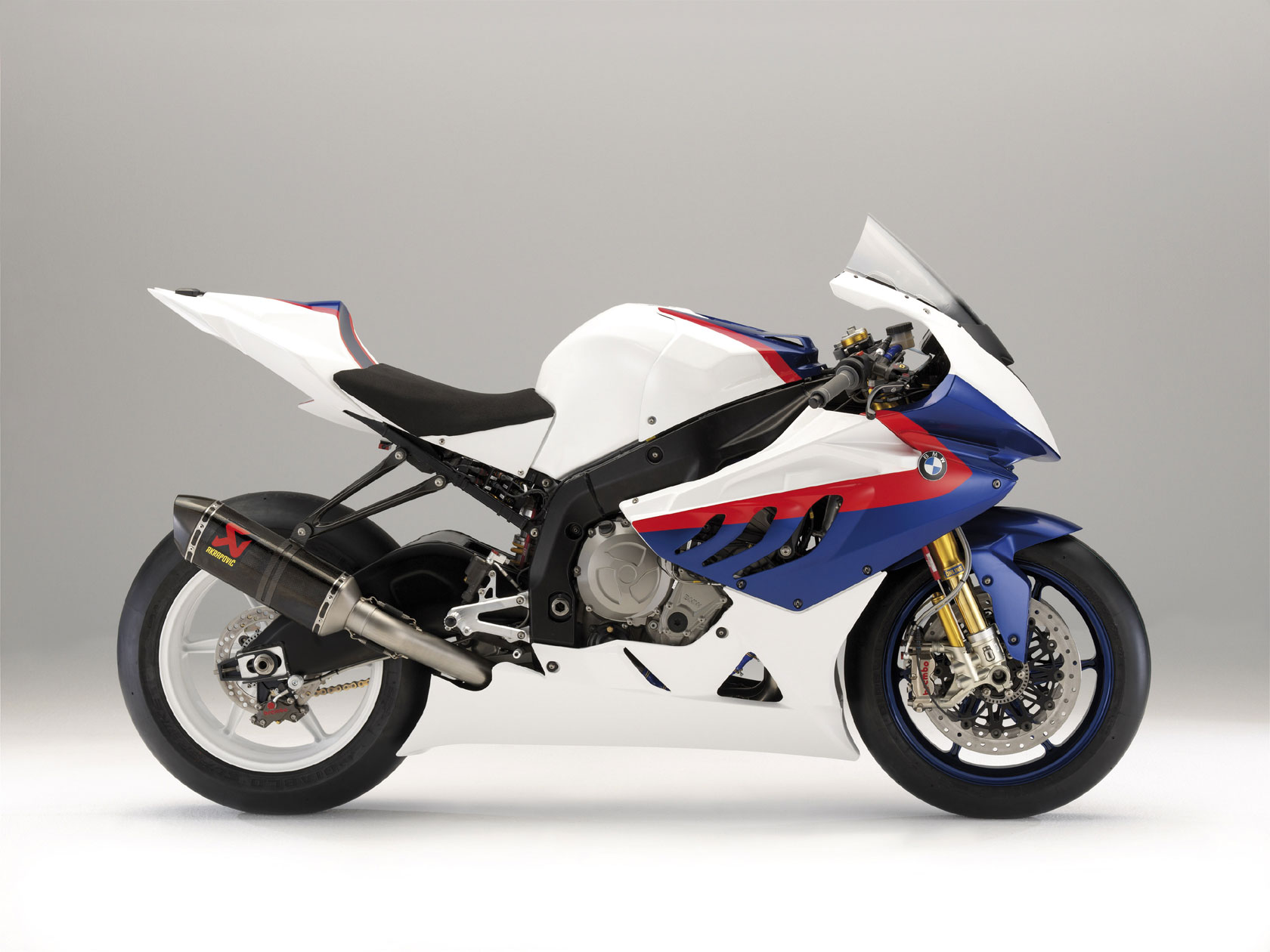 BMW S 1000 RR ABS 2009 wallpapers #173898