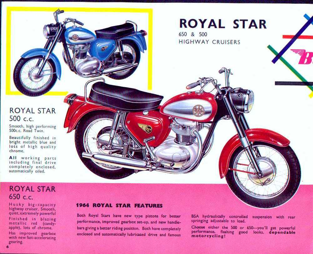 Bsa 500 Ss Gold Star Pics Specs And List Of Seriess By
