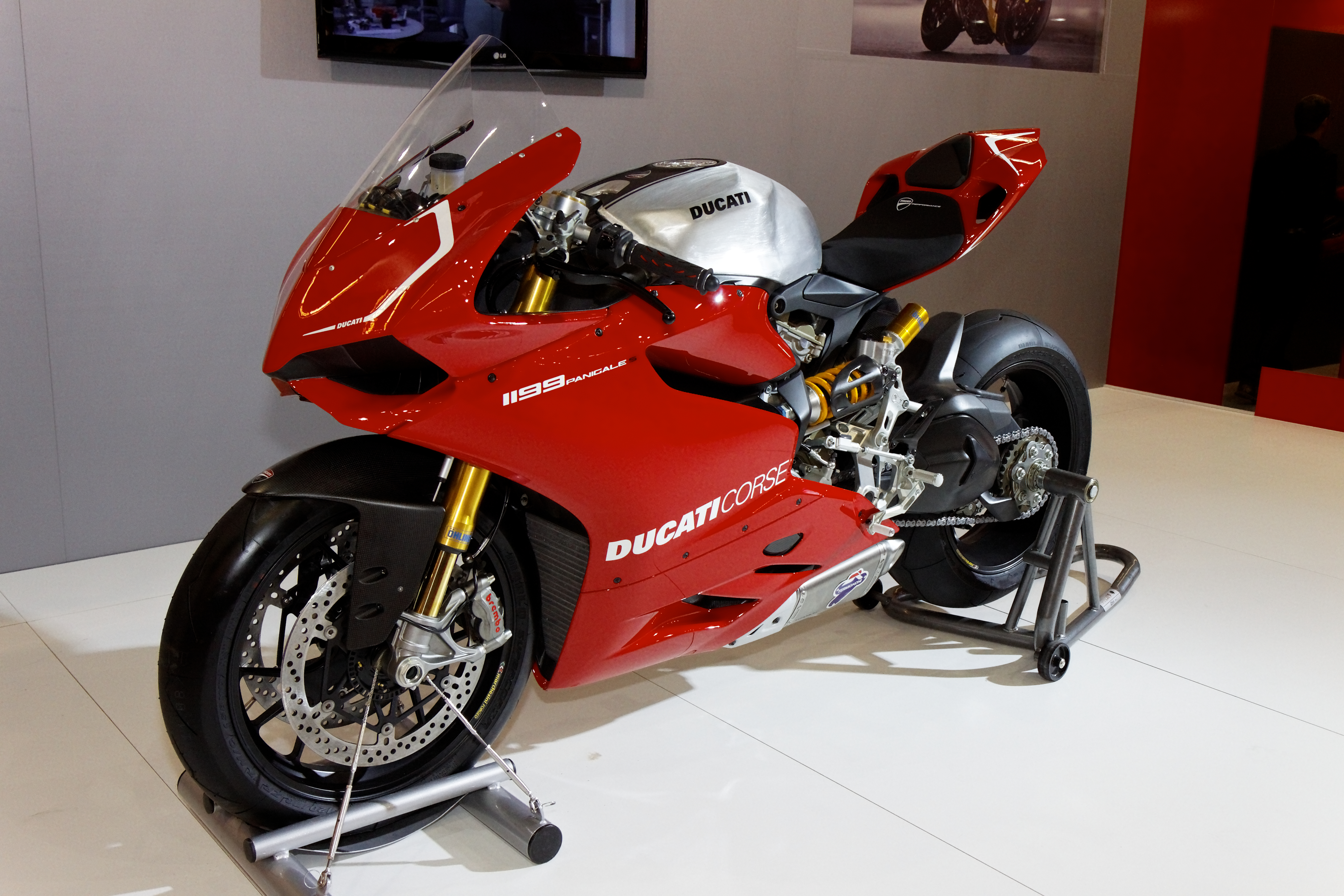 Ducati 98 SS 1955 images #9635