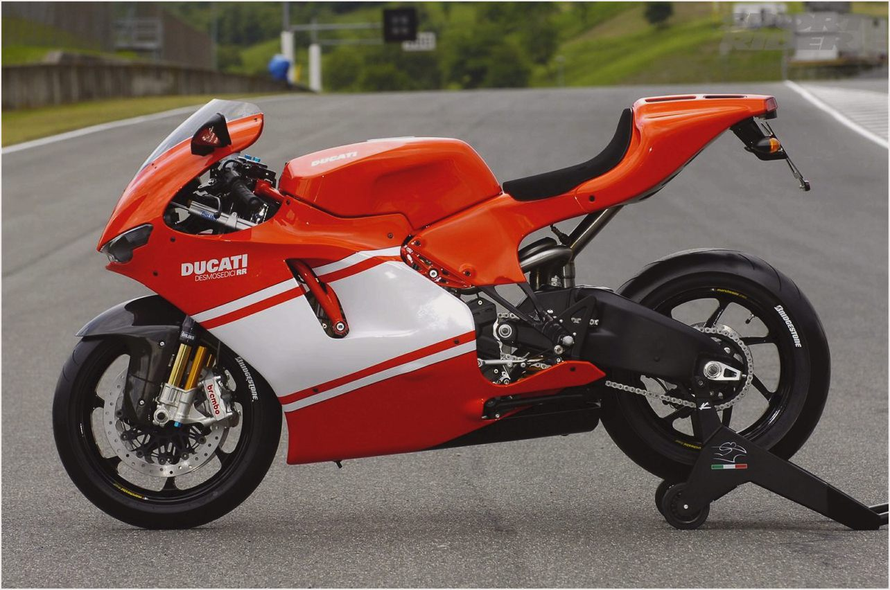 Ducati Desmosedici RR wallpapers #12023
