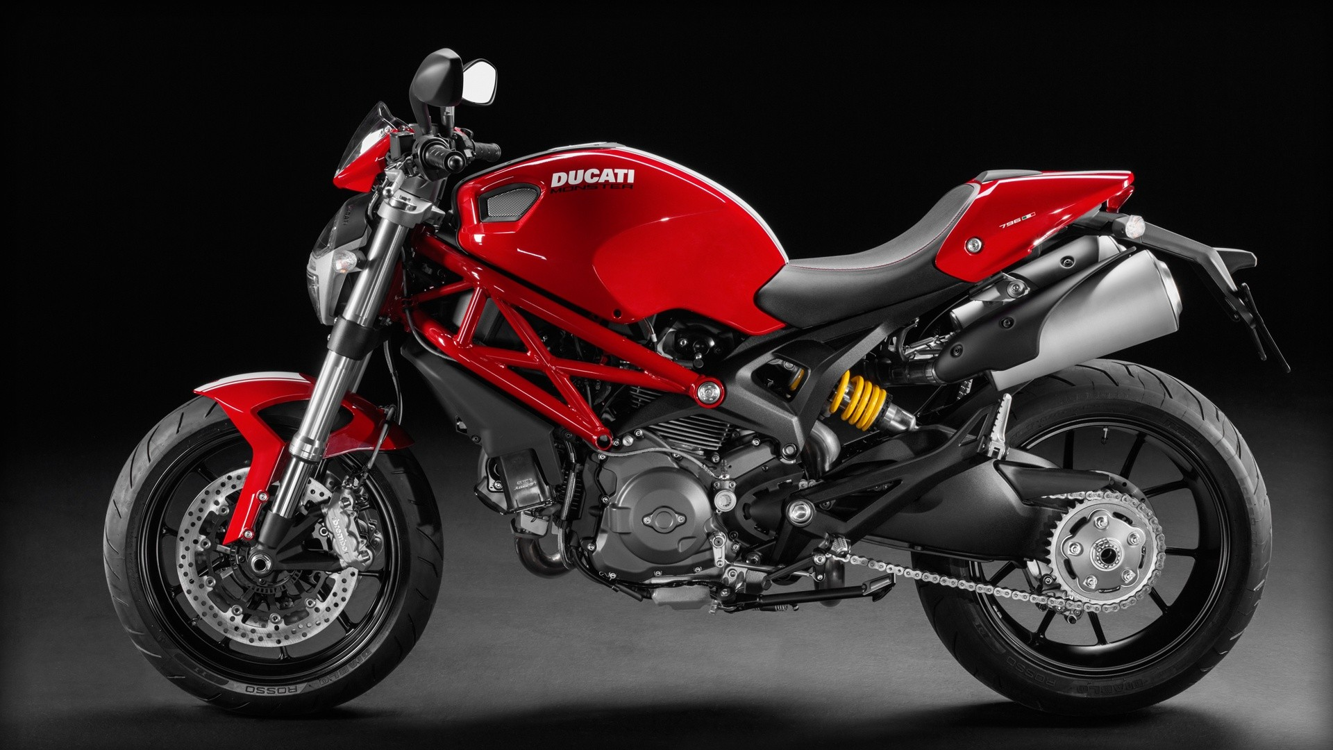 Ducati Monster 796 ABS 2015 wallpapers #13116