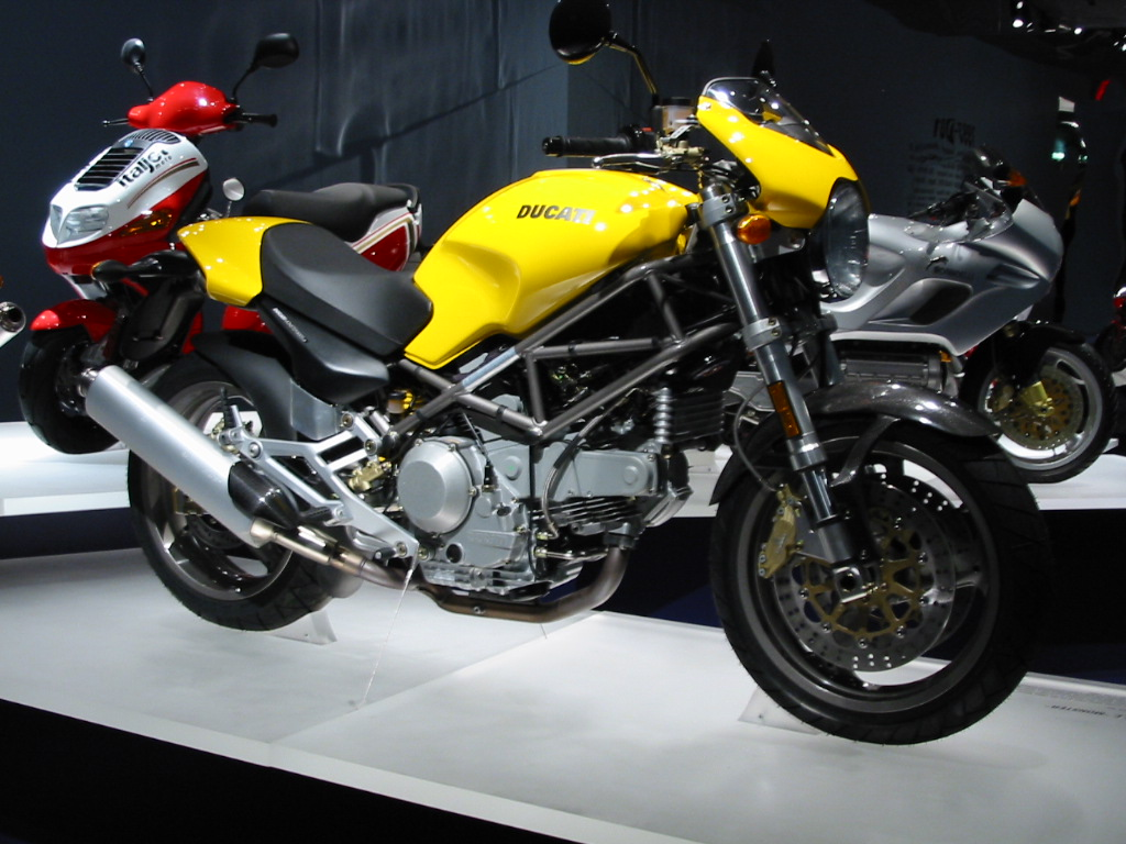 Ducati Monster 800 images #154655