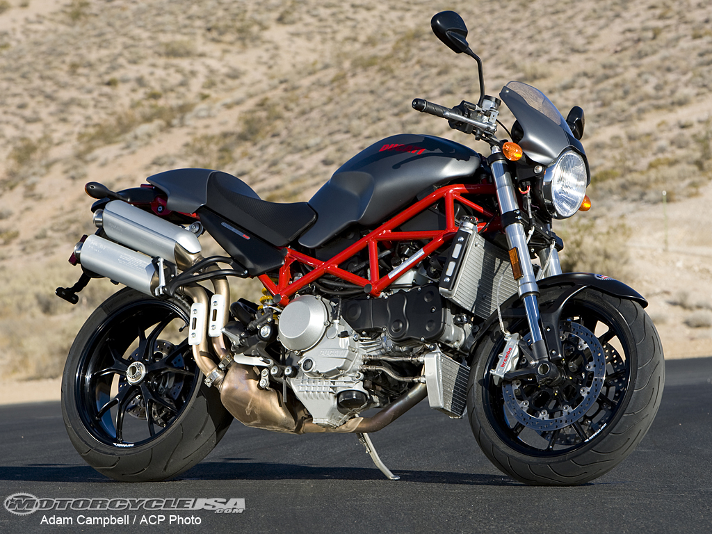 Ducati Monster S4R S Testastretta wallpapers #12321