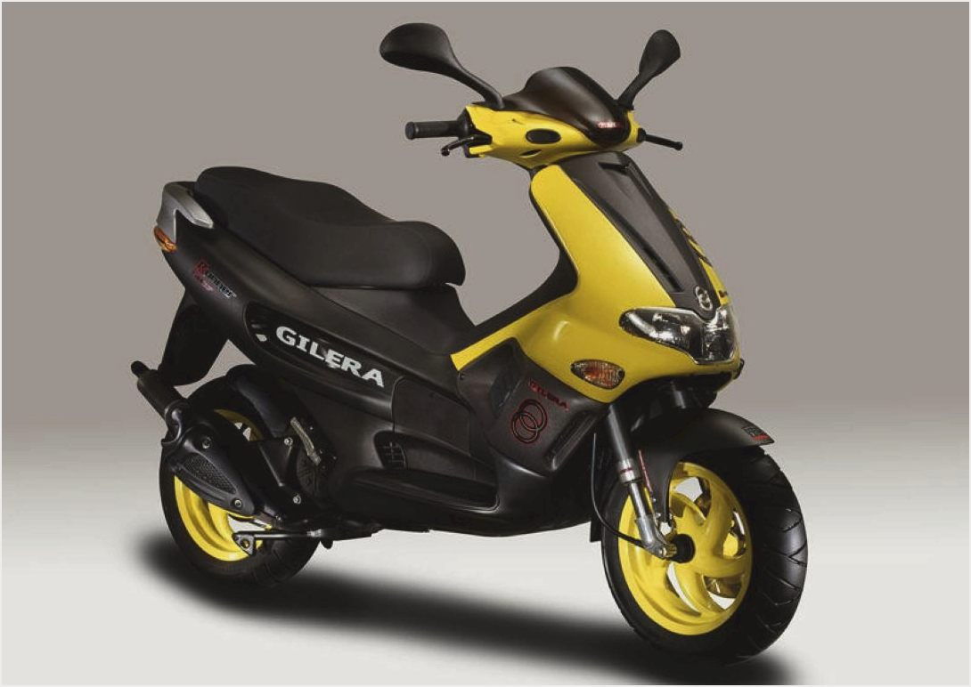 Gilera 50 Runner Racing Replica images #73889