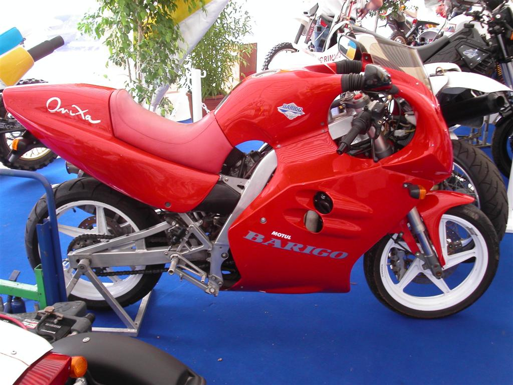 Gilera 600 Nordwest images #95003