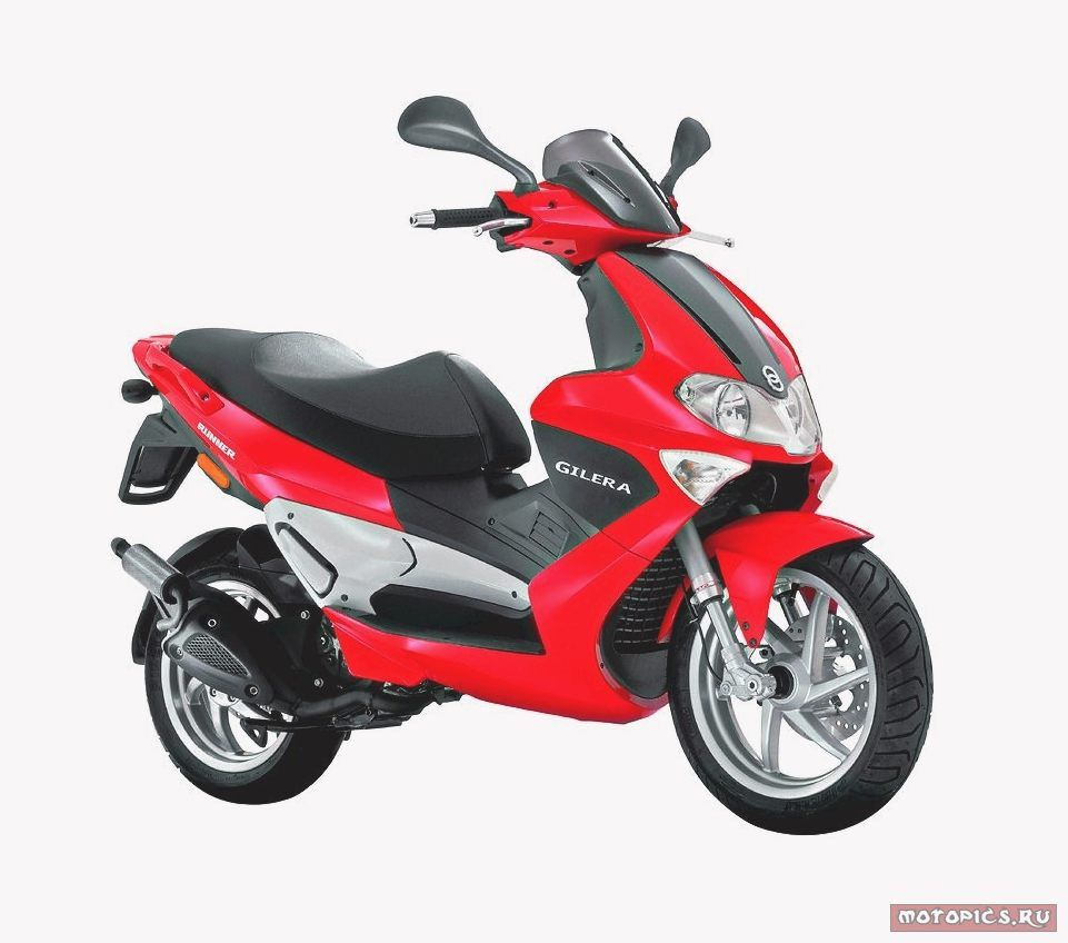 Gilera Runner Pure Jet 2004 images #155947