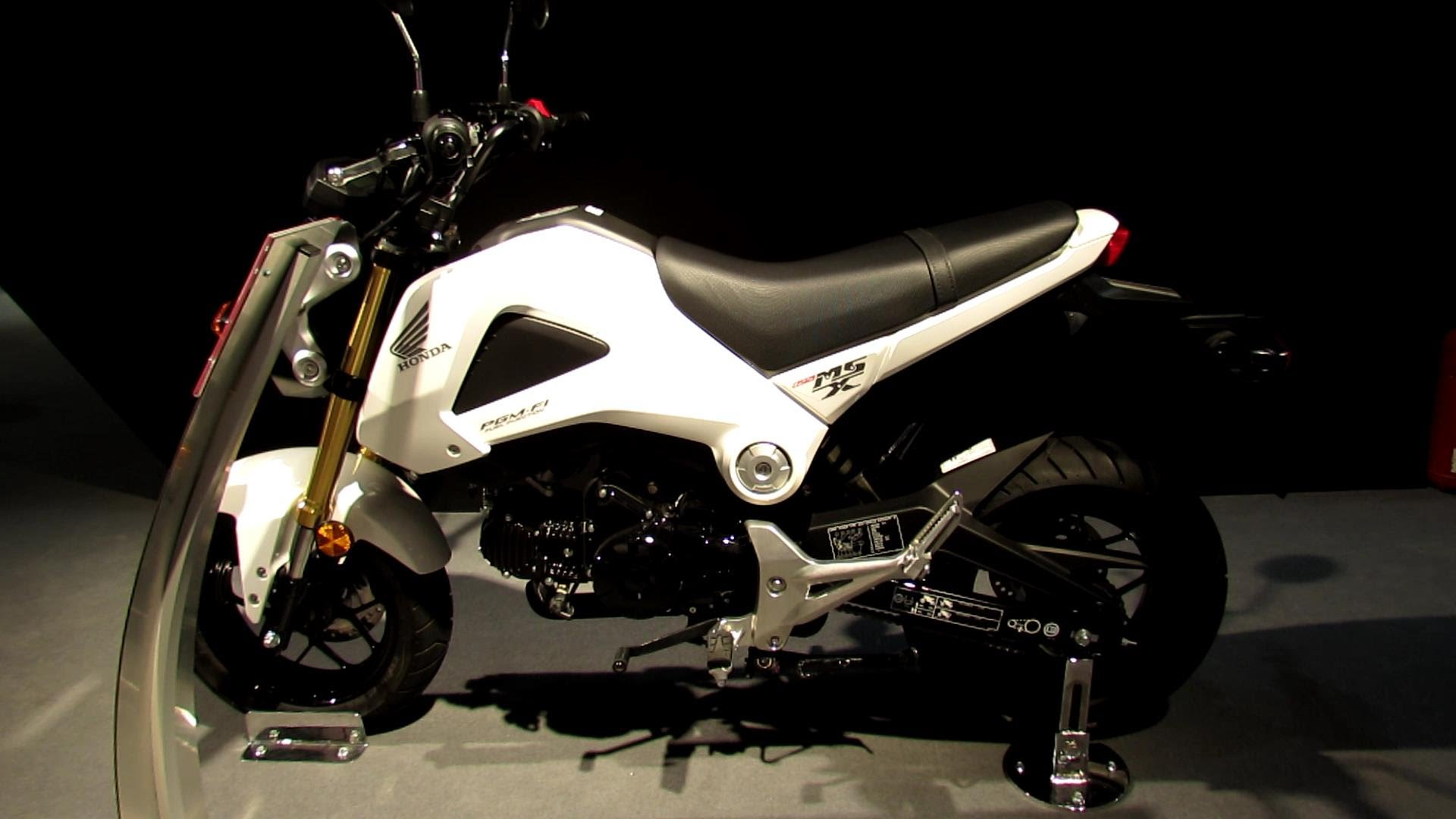 Honda MSX125 wallpapers #134232