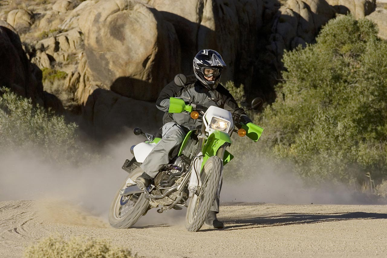 Kawasaki KLX 250 S 2007 wallpapers #142460