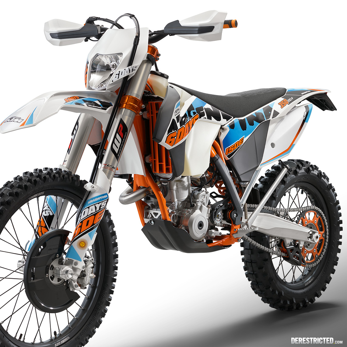 KTM 250 EXC-F SixDays 2011 wallpapers #161303