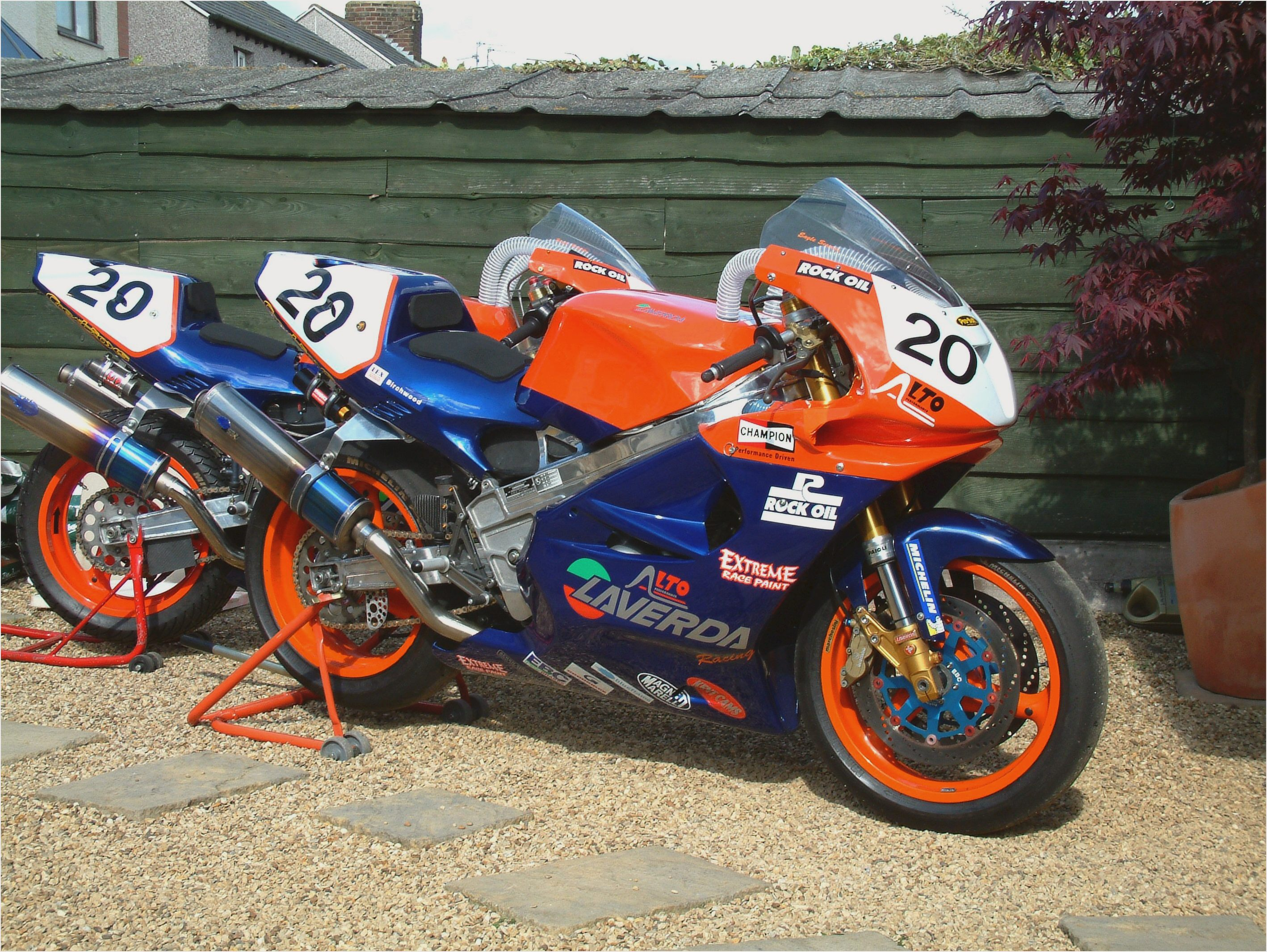 Laverda 750 S Formula 1999 wallpapers #144345
