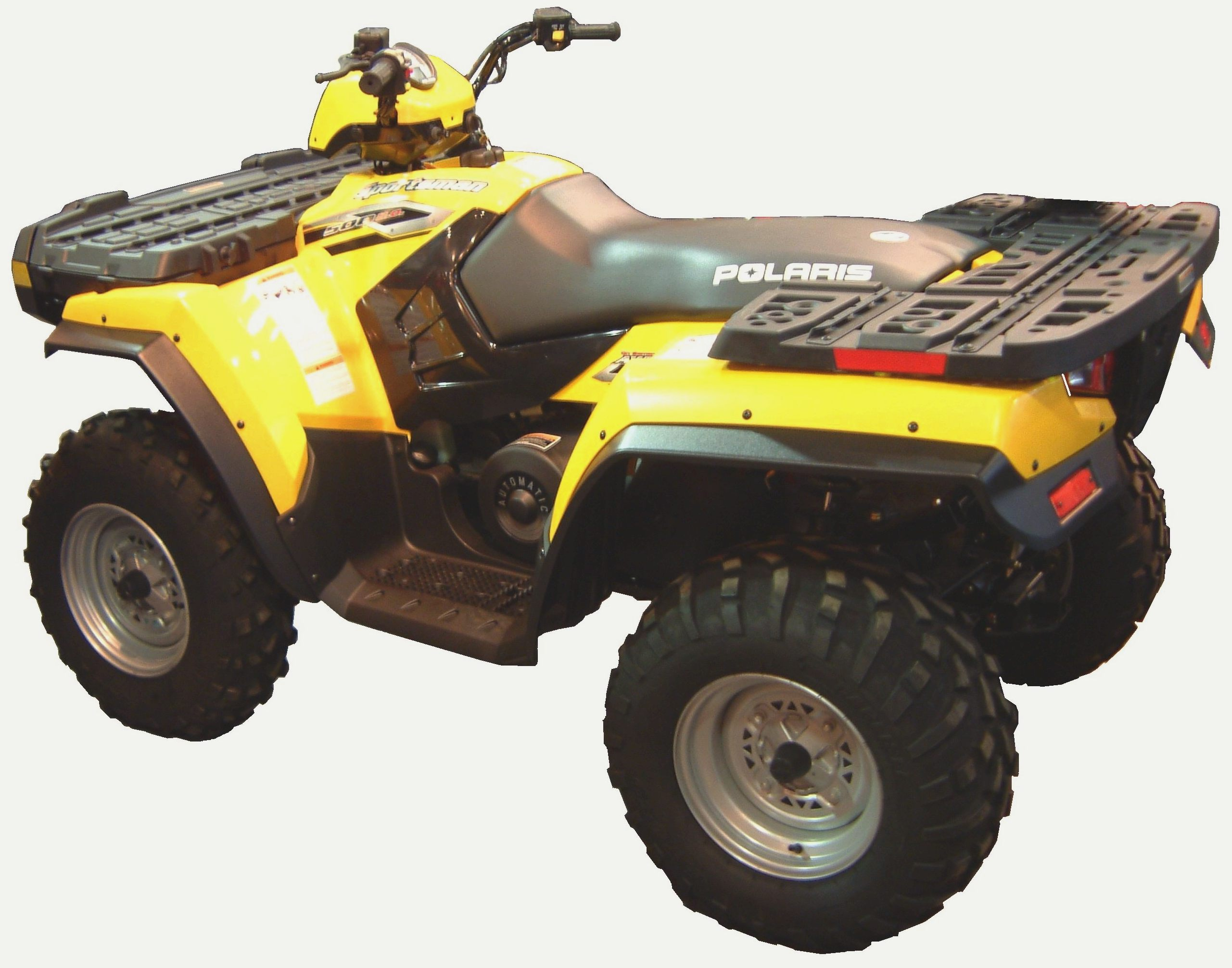 Polaris Sportsman 600 2003 wallpapers #140975