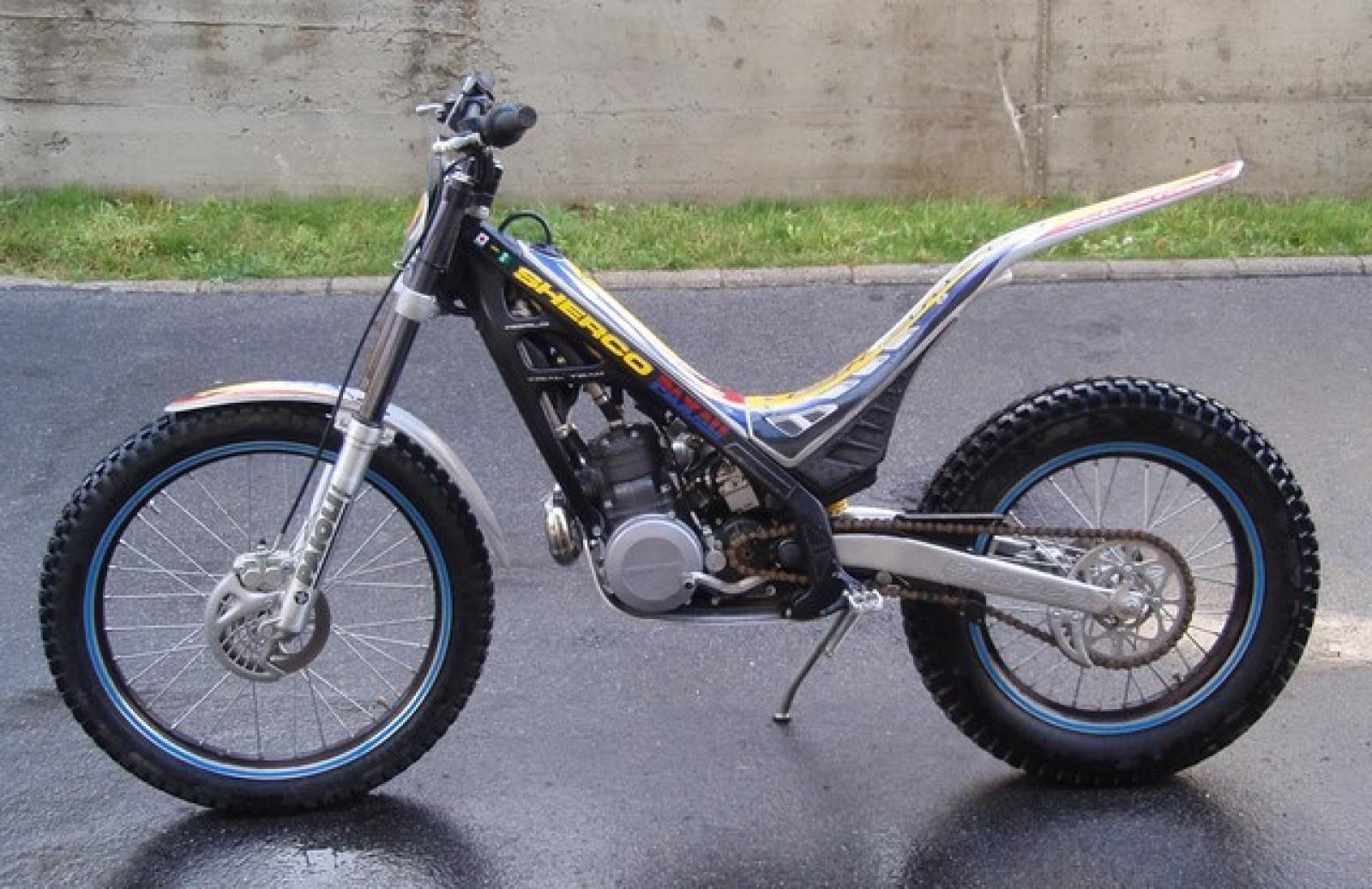 Sherco 125 Enduro Shark Replica images #124643