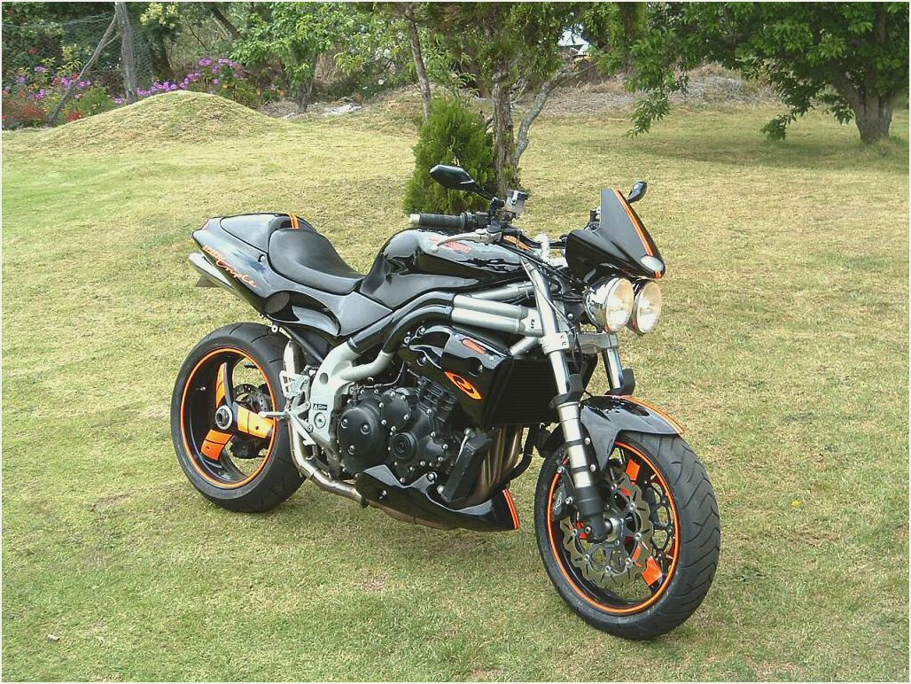 Triumph Speed Triple T509 images #162192