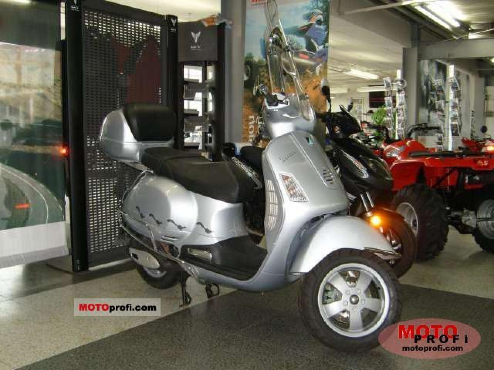 Vespa Granturismo 200 L 2005 wallpapers #146926