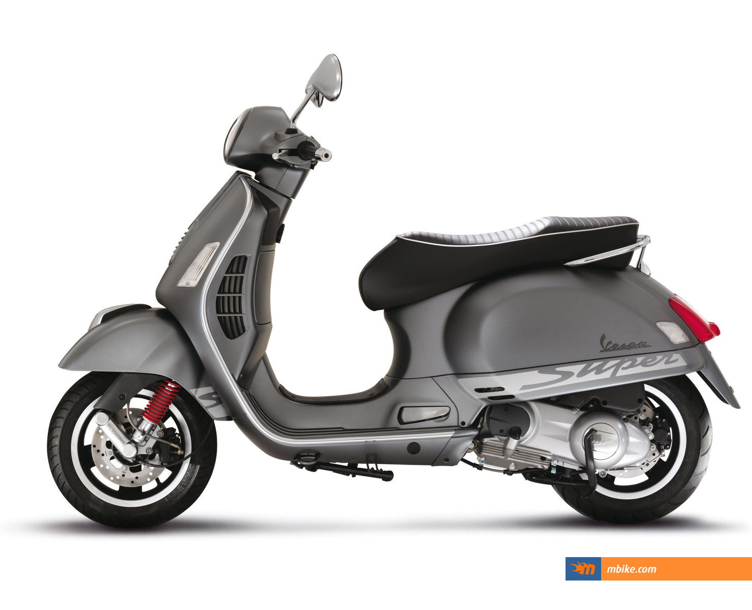 Vespa GTS SuperSport 300 ie 2011 wallpapers #132352