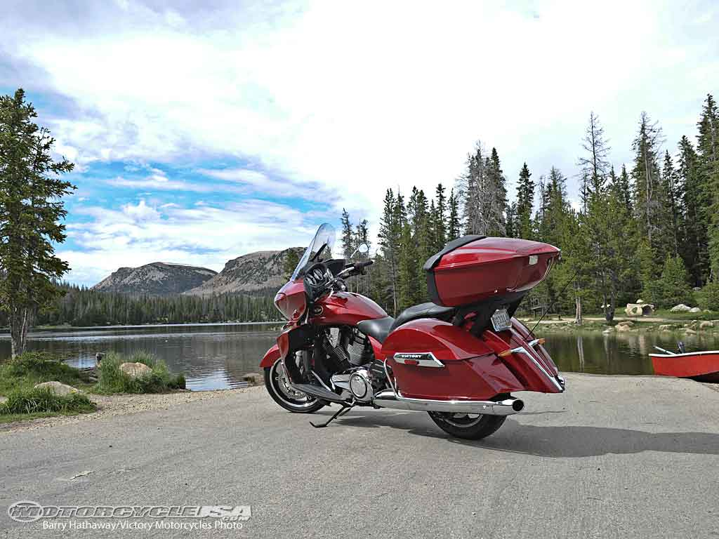 Victory Touring Cruiser 1500 2005 images #129169