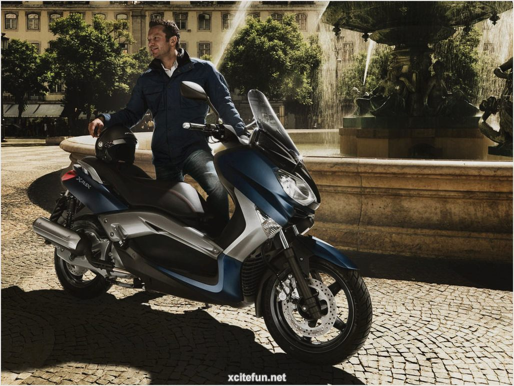 Yamaha X-MAX 125 Sports images #92132
