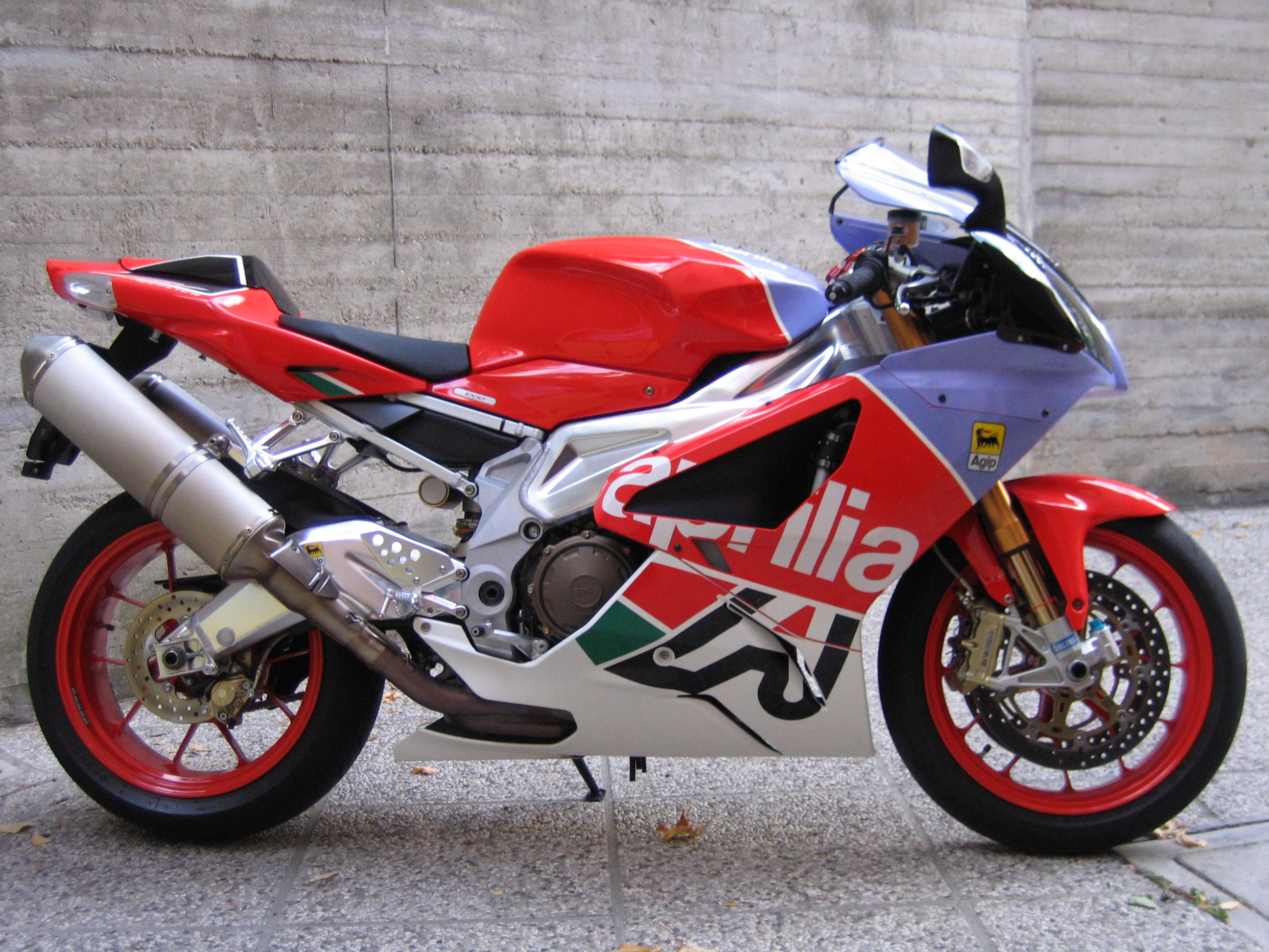 Aprilia Tuono 1000 R Factory wallpapers #6078