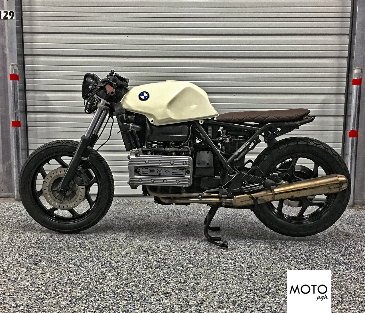 BMW K100RT 1987 images #12222